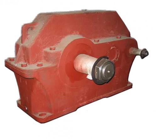 Редуктор грузовой лебедки 1Ц2У-250-31,5-22